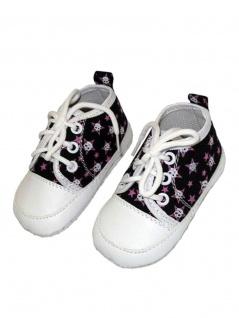 Babyschuhe Sterne