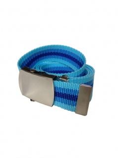 Matrosengürtel hell- und dunkelblau