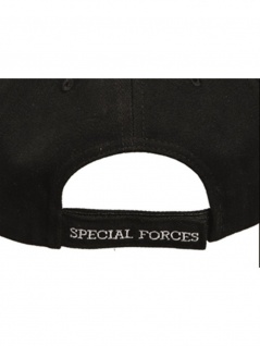 Baseball Cap Special Forces Schwarz - Vorschau 2