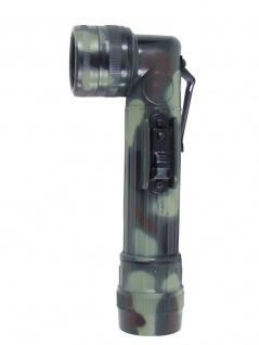 US Army Taschenlampe mittel woodland