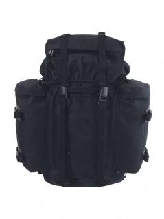 Bundeswehr Rucksack schwarz 80 l + 20 l Daypacks