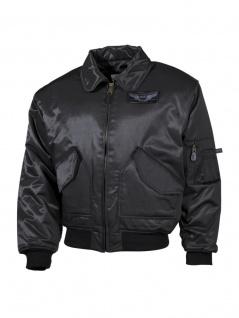 Cold Weather Uniform Jacke schwarz schwere Ausführung
