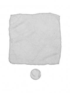 Magisches Putztuch weiß 5 Stück im Beutel