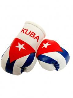 Kleine Boxhandschuhe Kuba