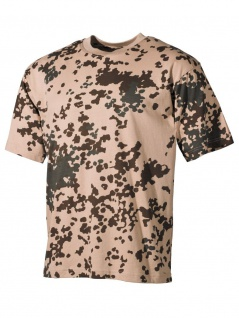 US Militär T-Shirt Tropentarn
