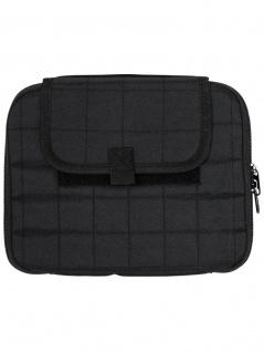 Tablet Tasche MOLLE System schwarz