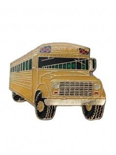 Anstecker Pin US School Bus