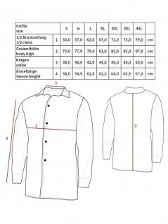 US Langarm Outdoor Hemd schwarz - Vorschau 3