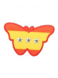 Aufbügler Schmetterling Spanien