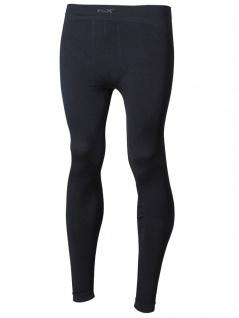 Thermo Funktions Unterhose lang schwarz