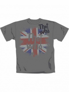 The Who T-Shirt Faded Union