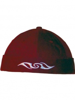 Coco Cap Tribal weinrot