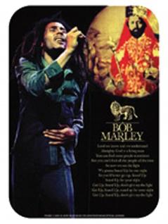 3 Aufkleber Bob Marley Song