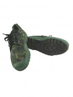 Commando Sneaker Camouflage