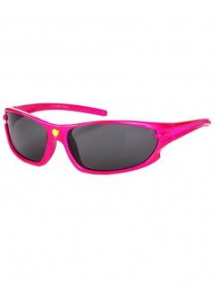 Kinder Sonnenbrille Sport pink oval