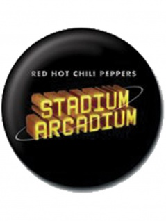 2 Button Red Hot Chili Peppers Stadium