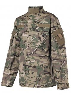 Kinder Militär Jacke und Hose Operatin camo