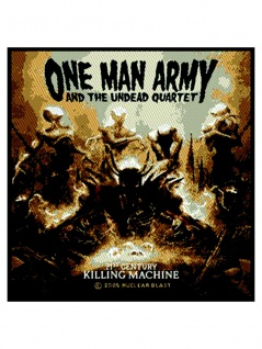Aufnäher One Man Army and The Undead Quartet