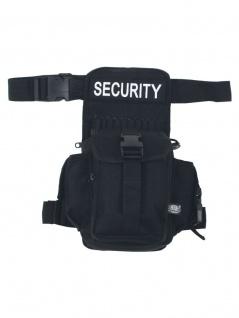 Security Oberschenkeltasche
