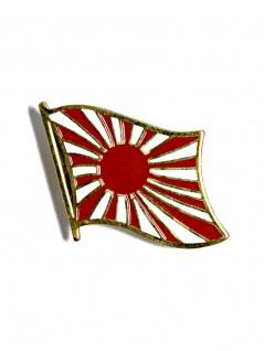 Anstecker Pin Flagge Japan wk2