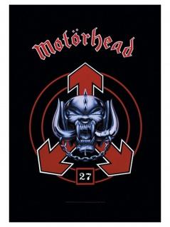 Mot?rhead Poster Fahne 27