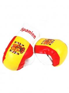 Kleine Boxhandschuhe Spanien