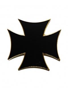 Anstecker Pin Eiserneskreuz schwarz