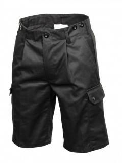 Bundeswehr Bermuda Shorts schwarz