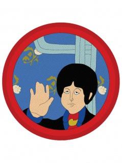 Aufnäher The Beatles Yellow Submarine Paul