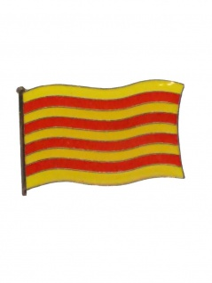 Emaille Pin Catalana