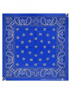 Bandana Old School Marineblau
