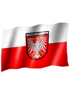 Fahne Frankfurt am Main