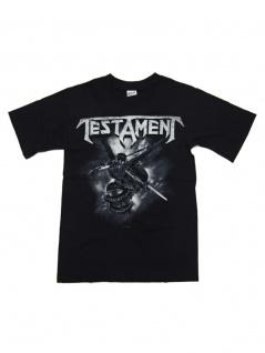 Testament T-Shirt schwarz Gr. L