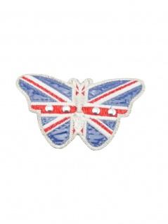 Aufbügler Schmetterling Großbritannien