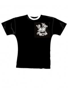 Girl T-Shirt In Yer Face