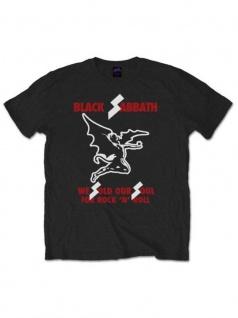 Black Sabbath T-Shirt Sold Our Soul