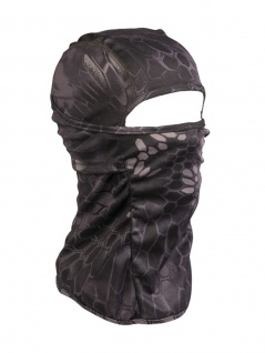 Tactical Kopfhaube Balaclava 1 Loch Mandra Night
