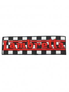 Aufbügler Lambretta