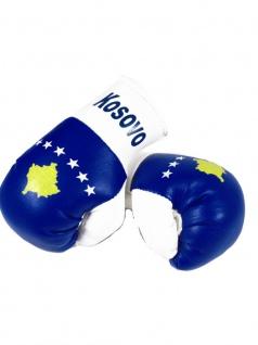 Kleine Boxhandschuhe Kosovo