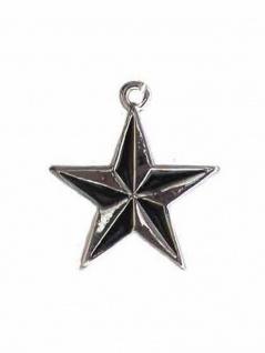 Metallkette mit Anhänger Star