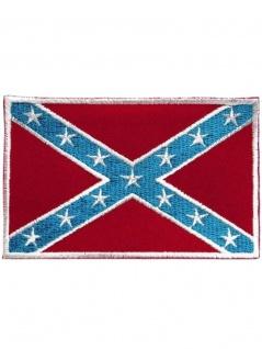 Aufnäher Südstaaten Fahne