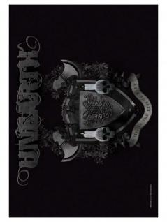 Unearth Poster Fahne Album
