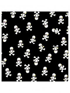Bandana Piraten Skulls