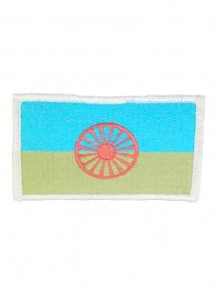 Aufbügler Fahne Gitana