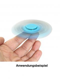 Anti Stress Turbo Spinner blau - Vorschau 2