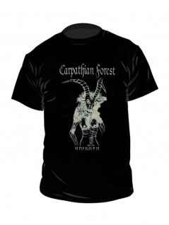 Carpathian Forest T-Shirt Inverted Cross