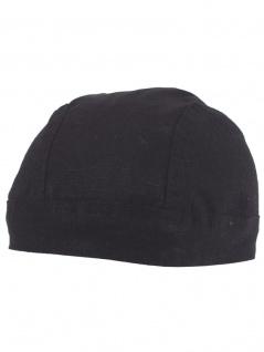Bandana Headwrap Cap schwarz