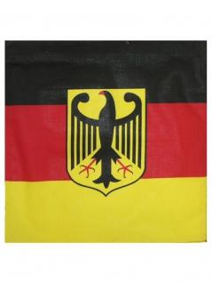 Bandana Deutschland mit Adler