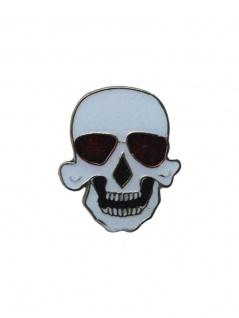 Anstecker Pin Totenkopf