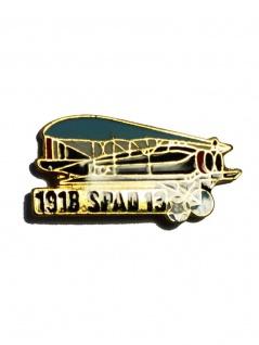 Anstecker Pin Doppeldecker